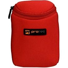 Protec 3 Piece Trumpet Neoprene Mouthpiece Pouch