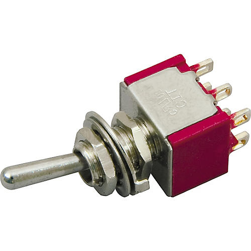 3-Position On/Off/On DPDT Mini Switch