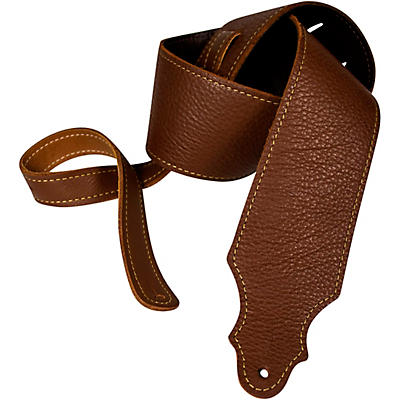 "Franklin Strap 3"" Purist Glove Leather Guitar Strap"