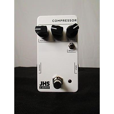 JHS Pedals 3 SERIES COMPRESSOR Effect Pedal