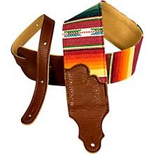 """Franklin Strap 3"""" Saddle Blanket Guitar Strap"""