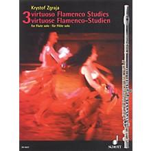 Schott 3 Virtuoso Flamenco Studies Schott Series