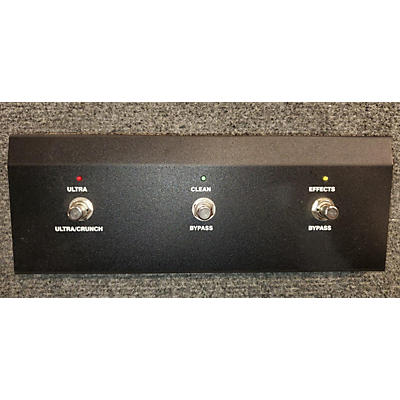 Peavey 3 Way Footswitch Footswitch