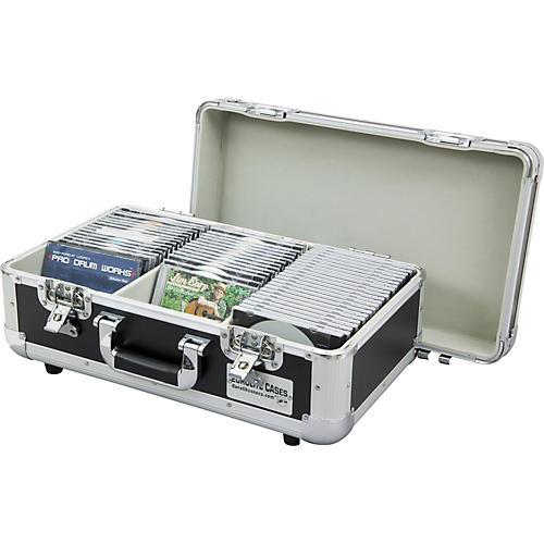 Eurolite 3 row CD case (deep)