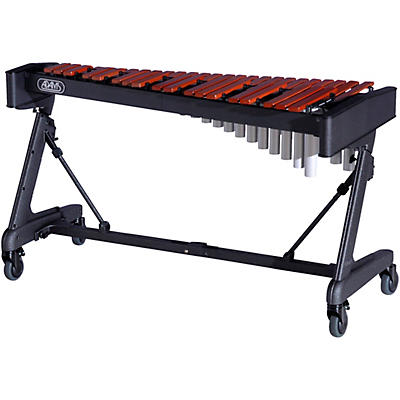 Adams 3.5 Octave Soloist Series Synthetic Bar Xylophone with Apex Frame