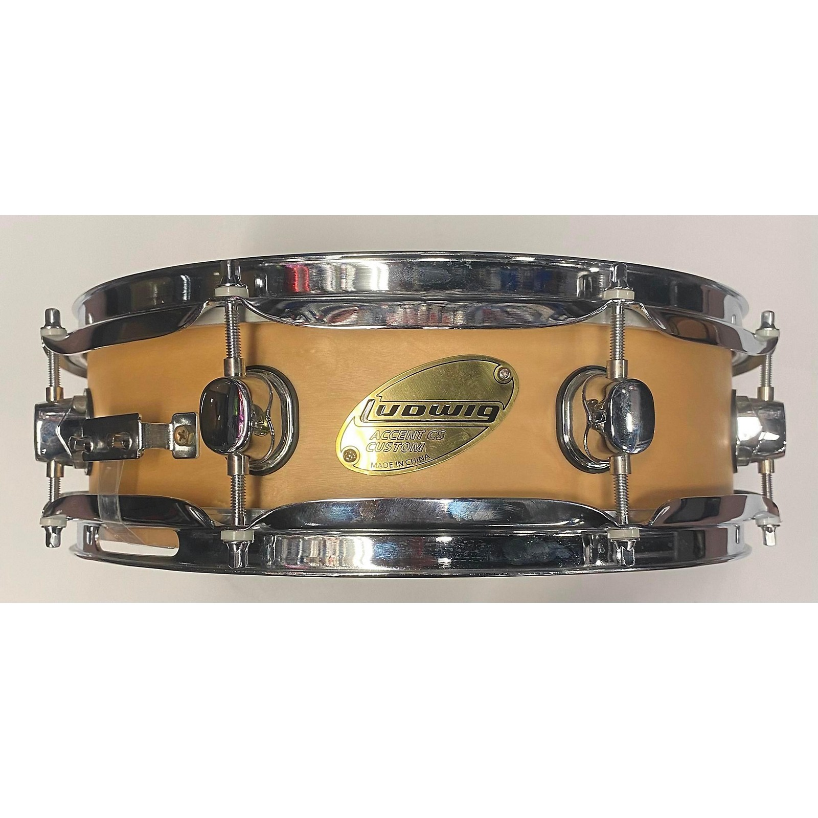 Ludwig 3.5X13 Accent CS Snare Drum