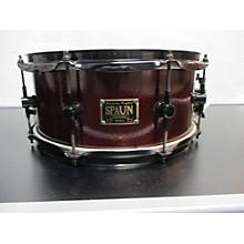 Spaun 3.5X13 Steel Series Drum
