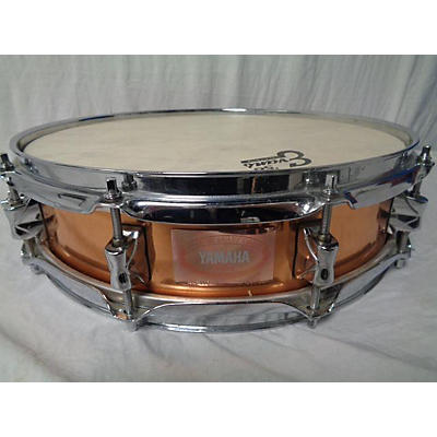 Yamaha 3.5X14 Copper Piccollo Made In Japan Drum