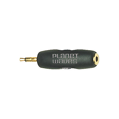 D'Addario Planet Waves 3.5mm Stereo Female 3.5mm Mono Male Adapter