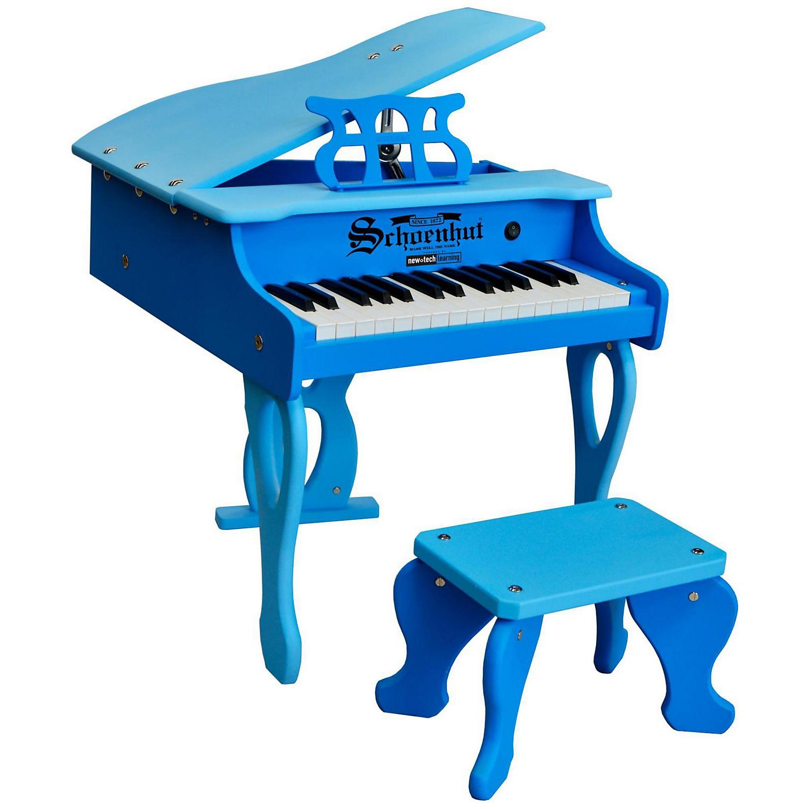 Schoenhut 30-Key 2 Tone Baby Grand