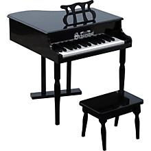 30 Key Classic Baby Grand Black