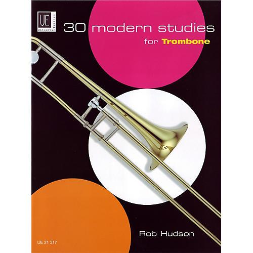 Theodore Presser 30 Modern Studies For Trombone (Book)