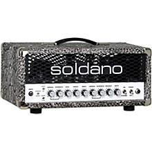 Soldano 30-Watt Tube Head Metal Grille