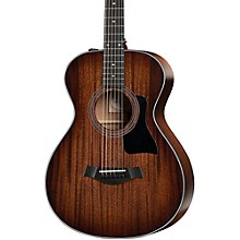 Taylor 300 Series 322e 12-Fret-SEB Grand Concert Acoustic-Electric Guitar
