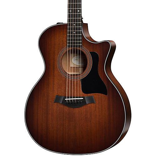 Taylor 300 Series 324ce Grand Auditorium Acoustic-Electric Guitar