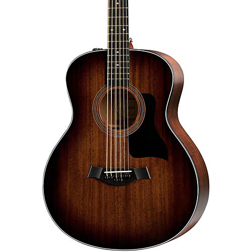 Taylor 300 Series 326e-Bari-8-LTD Limited Edition Baritone 8-String Grand Symphony Acoustic-Electric Guitar
