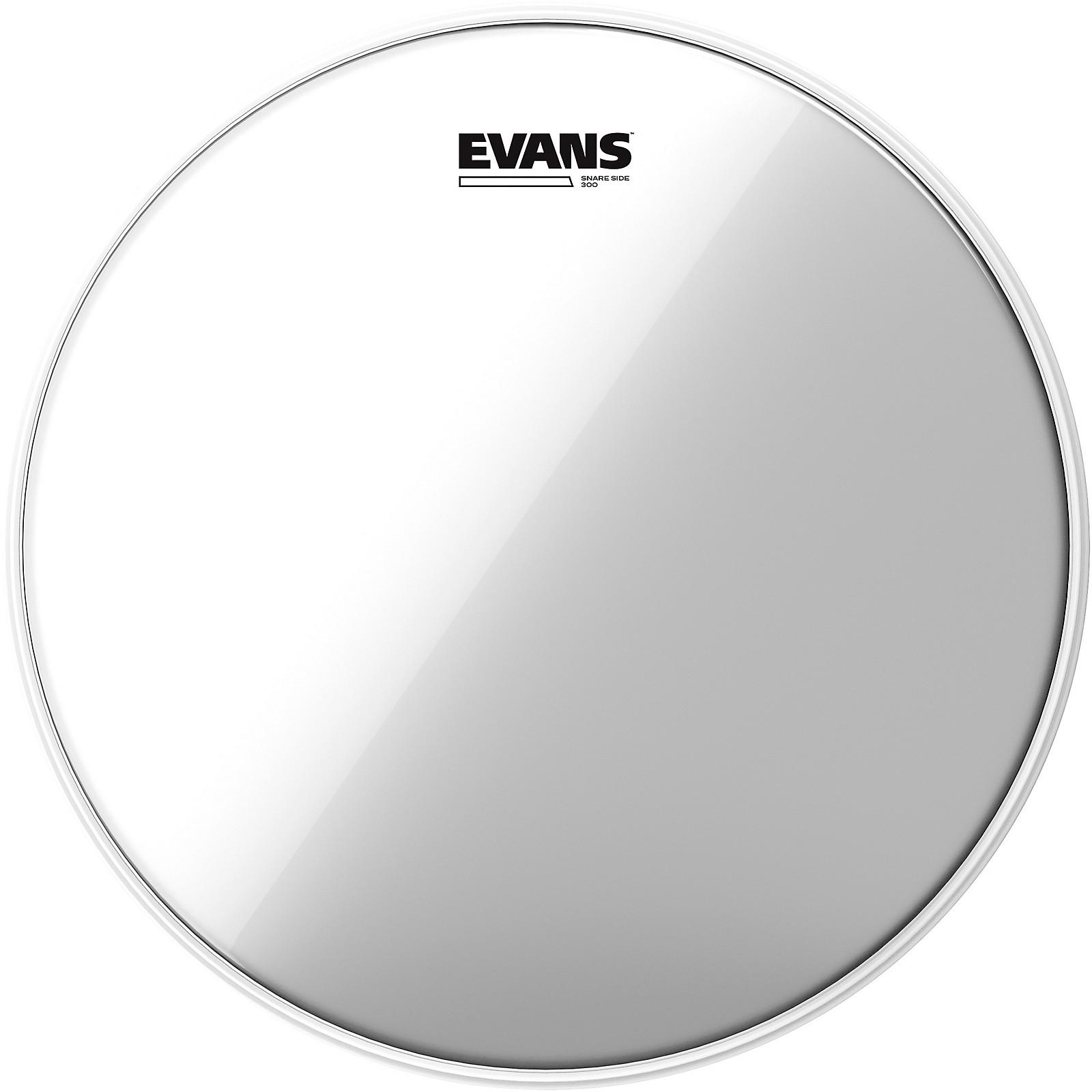 Evans 300 Snare Side Drum Head