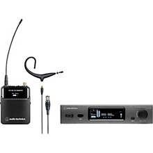 Audio-Technica 3000 Series (4th Gen) Network Enabled UHF Wireless with BP893xcH MicroEarset Omnidirectional Condenser Headworn Microphone