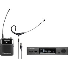 3000 Series (4th Gen) Network Enabled UHF Wireless with BP894xcH MicroSet Cardioid Condenser Headworn Microphone Band DE2