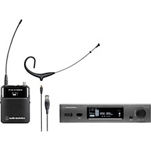 3000 Series (4th Gen) Network Enabled UHF Wireless with BP894xcH MicroSet Cardioid Condenser Headworn Microphone Band EE1