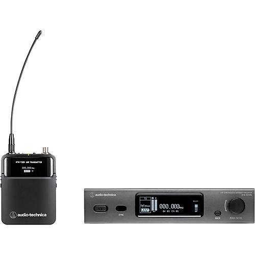 Audio-Technica 3000 Series  (4th Gen)  Network Enabled UHF Wireless with Bodypack Transmitter