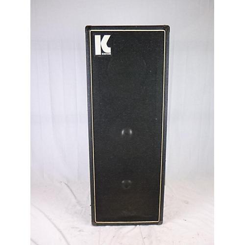 Kustom 302PA Pair Guitar Cabinet