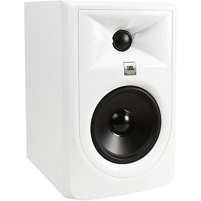 "JBL 305P MKII Super White 5"" Powered Studio Monitor (Each)"