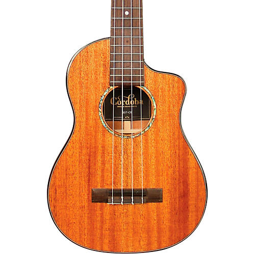 Cordoba 30T-CE Tenor Acoustic-Electric Ukulele Condition 1 - Mint