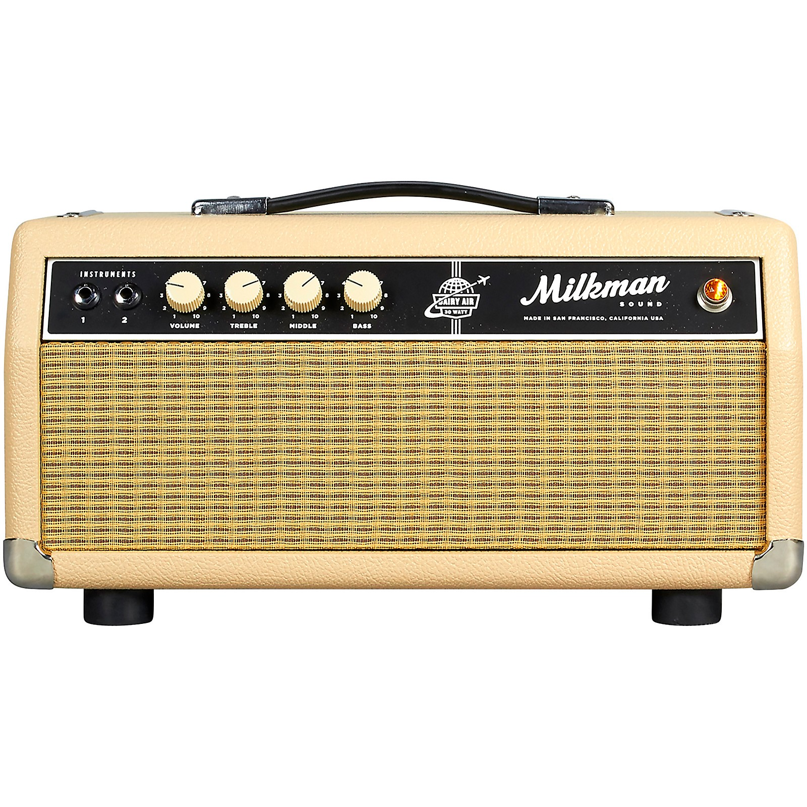 Milkman Sound 30W Dairy Air 30W Tube Guitar Amp Head
