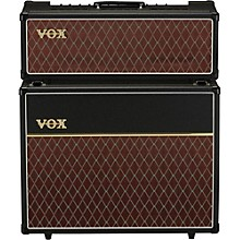Vox 30w Custom Tube Guitar Amp Head with 2x12 Cabinet