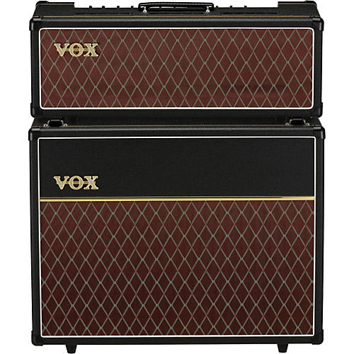 vox 30w custom tube guitar amp head with 2x12 cabinet musician 39 s friend. Black Bedroom Furniture Sets. Home Design Ideas