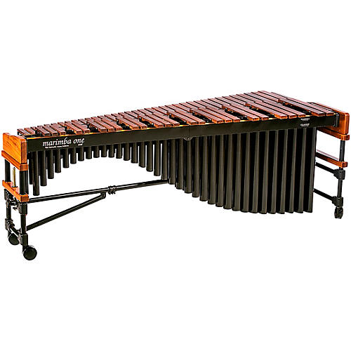 Marimba One 3100 #9304 A440 Marimba with Traditional Keyboard and Basso Bravo Resonators