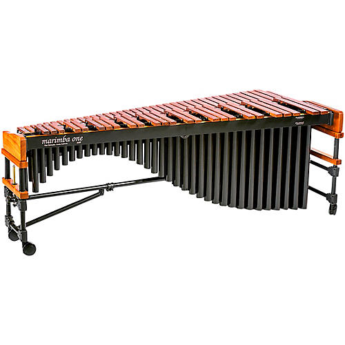 Marimba One 3100 #9305 A440 Marimba with Enhanced Keyboard and Basso Bravo Resonators