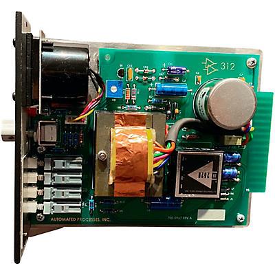 API 312 500 Series Mic Preamp
