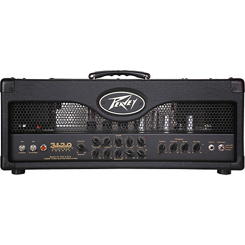 peavey 3120 120w tube guitar amp head musician 39 s friend. Black Bedroom Furniture Sets. Home Design Ideas