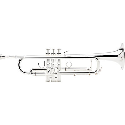 B&S 3125 Challenger II Series Bb Trumpet with Reverse Leadpipe