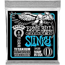 Ernie Ball 3125 Coated Electric Extra Slinky Guitar Strings