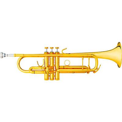 B&S 3137-GL Challenger I Series Bb Trumpet