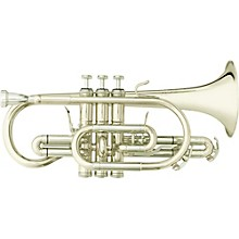 3142 Challenger I Series Bb Cornet Silver