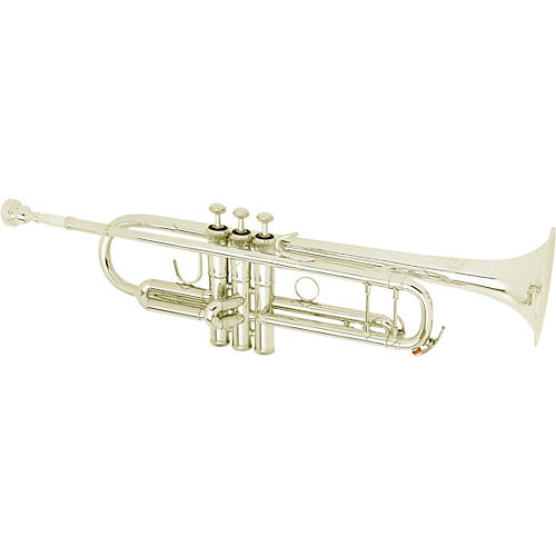 B&S 3143 Challenger II Custom Series Bb Trumpet Silver plated Heavy Bell