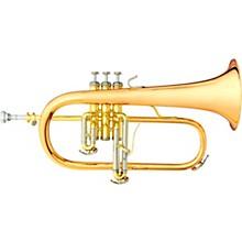 3145 Challenger I Series Bb Flugelhorn Gold Brass