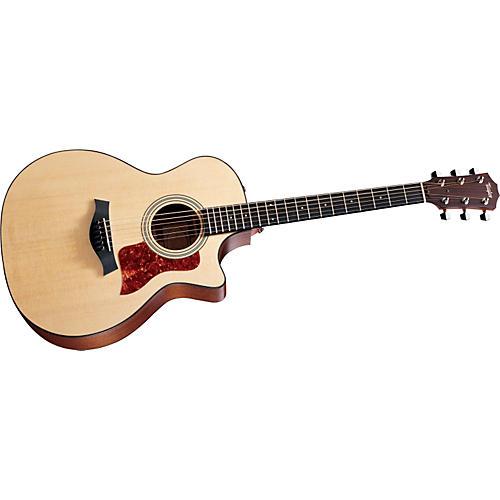 Taylor 314ce-L Sapele/Spruce Grand Auditorium Left-Handed Acoustic-Electric Guitar