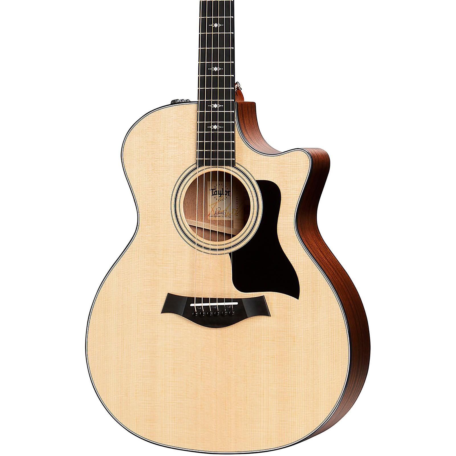 Taylor 314ce V-Class Grand Auditorium Acoustic-Electric Guitar