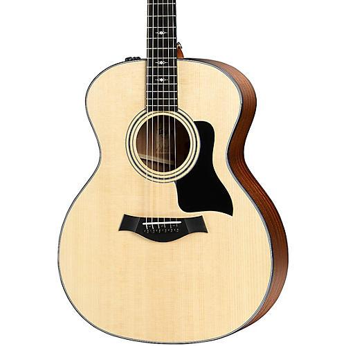 Taylor 314e V-Class Grand Auditorium Acoustic-Electric Guitar Natural