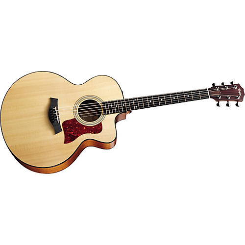 taylor 315ce jumbo cutaway acoustic electric guitar musician 39 s friend. Black Bedroom Furniture Sets. Home Design Ideas