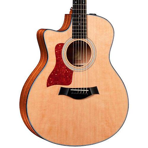 Taylor 316ce-L Sapele/Spruce Grand Symphony Left-Handed Acoustic-Electric Guitar