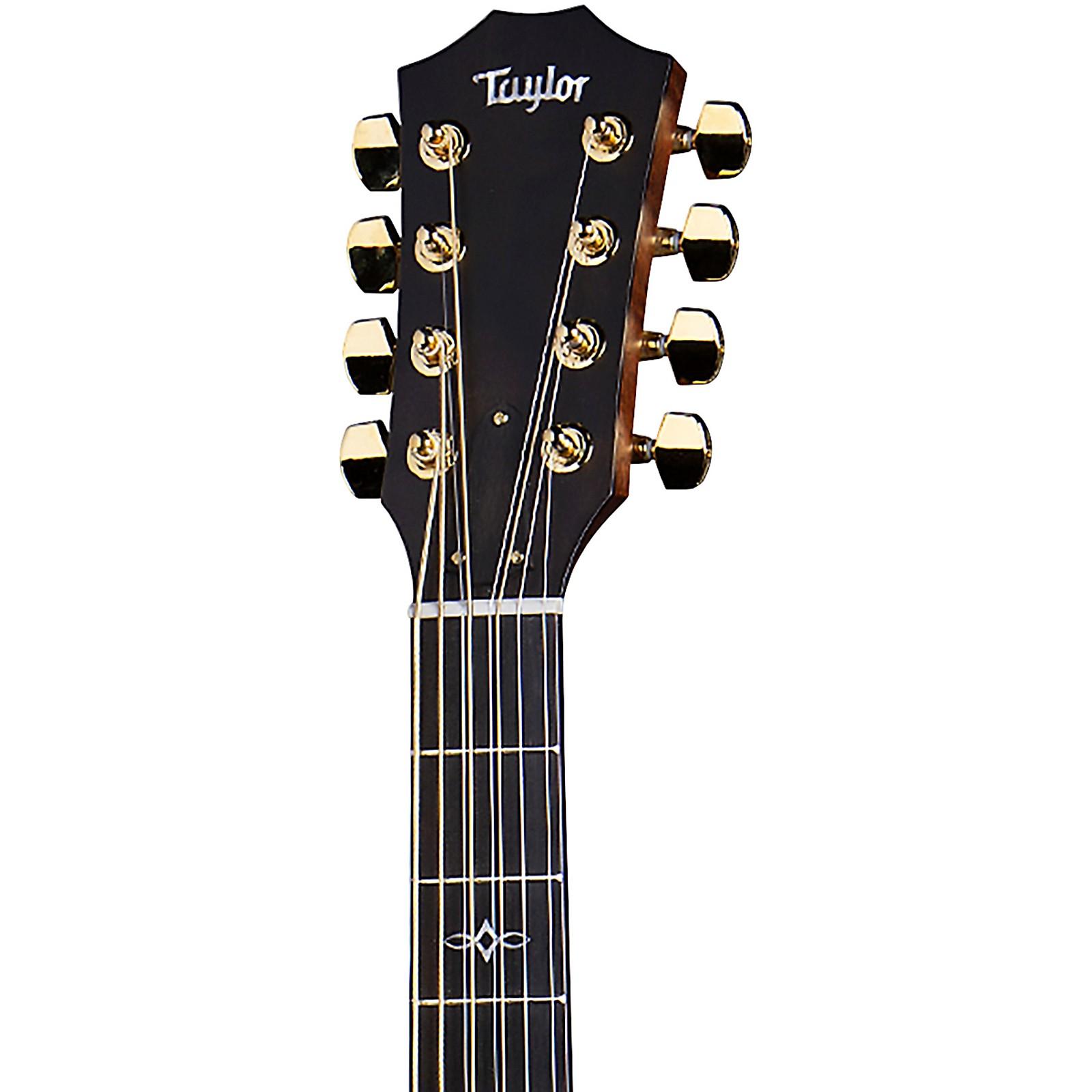 Taylor 316e-Baritone-8 Limited Edition Baritone 8-String Grand Symphony Acoustic-Electric Guitar