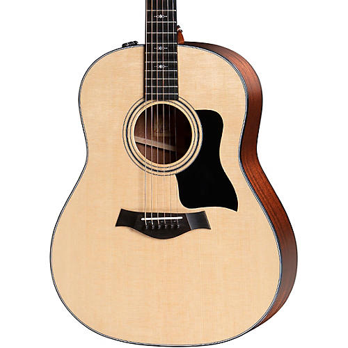 Taylor 317e Grand Pacific Dreadnought Acoustic-Electric Guitar Natural