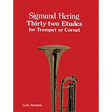 Carl Fischer 32 Etudes for Trumpet or Cornet