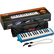 Open Box Stagg 32 Key Melodica with Gig Bag